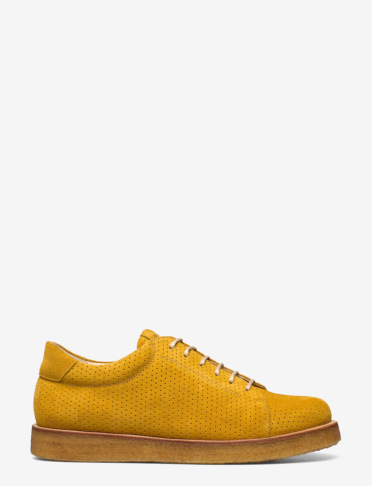 ANGULUS - Shoes - flat - with lace - buty sznurowane - 2201 yellow - 1