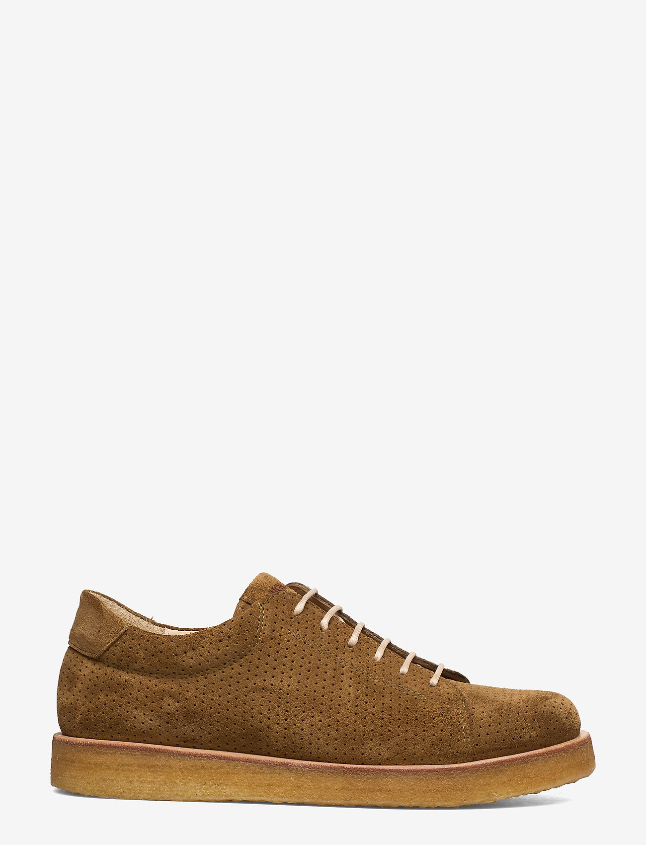 ANGULUS - Shoes - flat - with lace - snøresko - 2209 mustard - 1