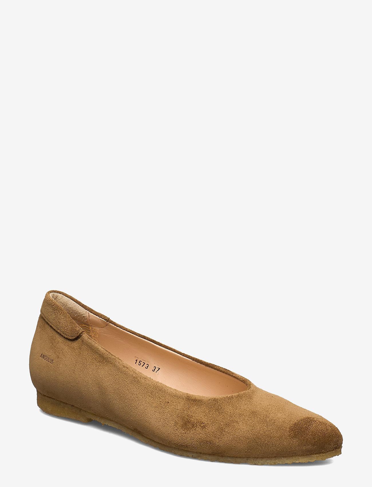 ANGULUS - Ballerina - ballerinas - 2209 mustard - 0