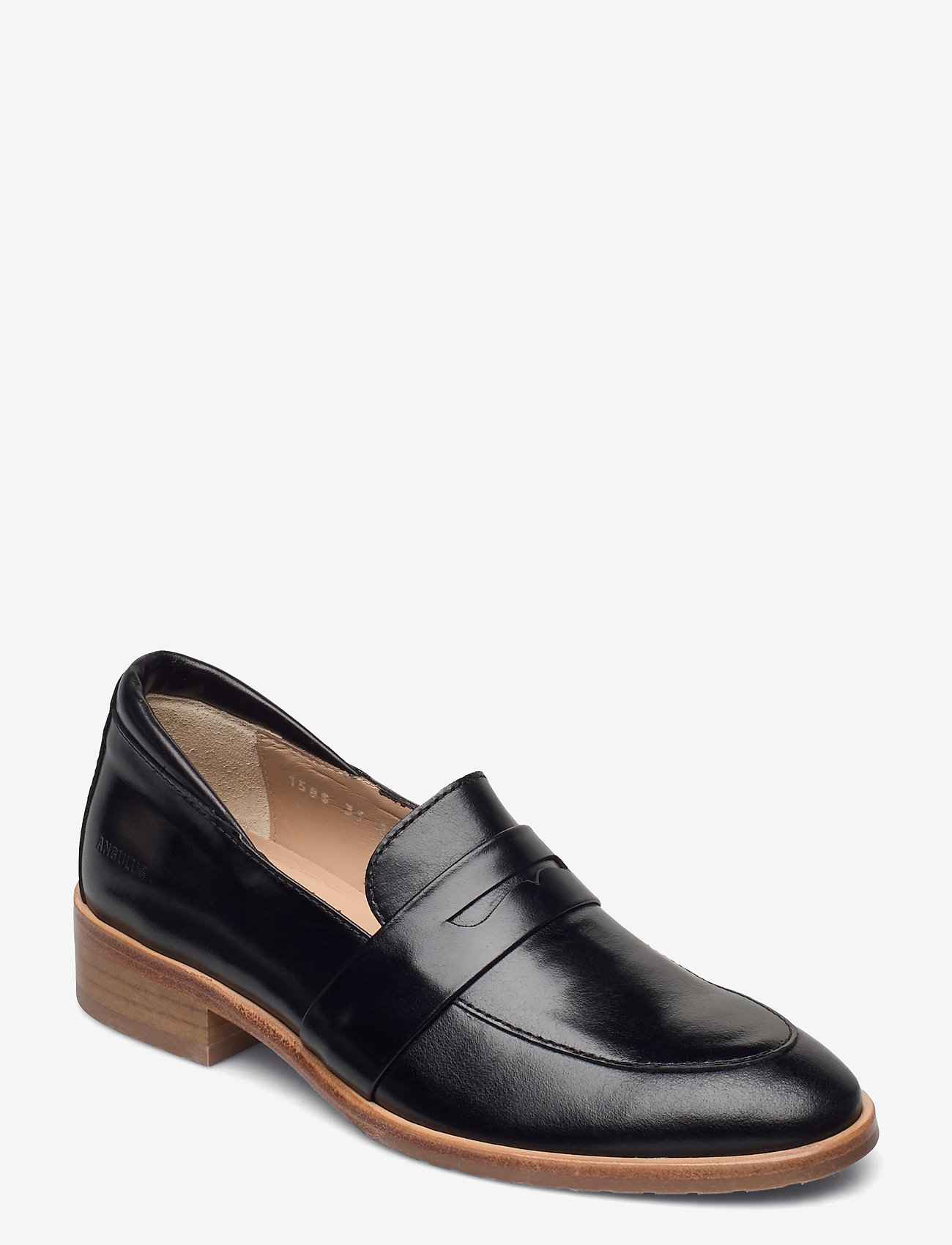 ANGULUS - Loafer - flat - loafers - 1835 black - 0