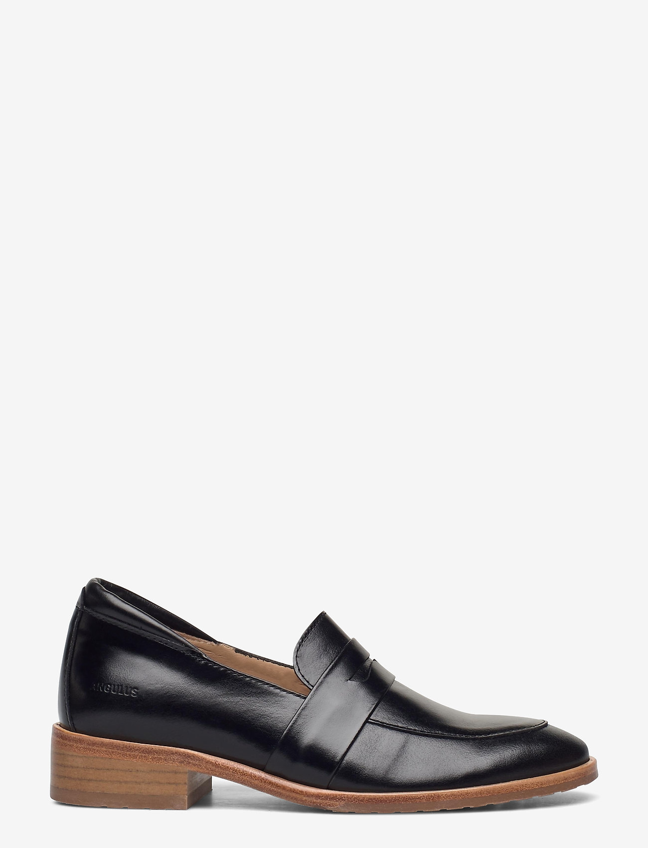 ANGULUS - Loafer - flat - loafers - 1835 black - 1