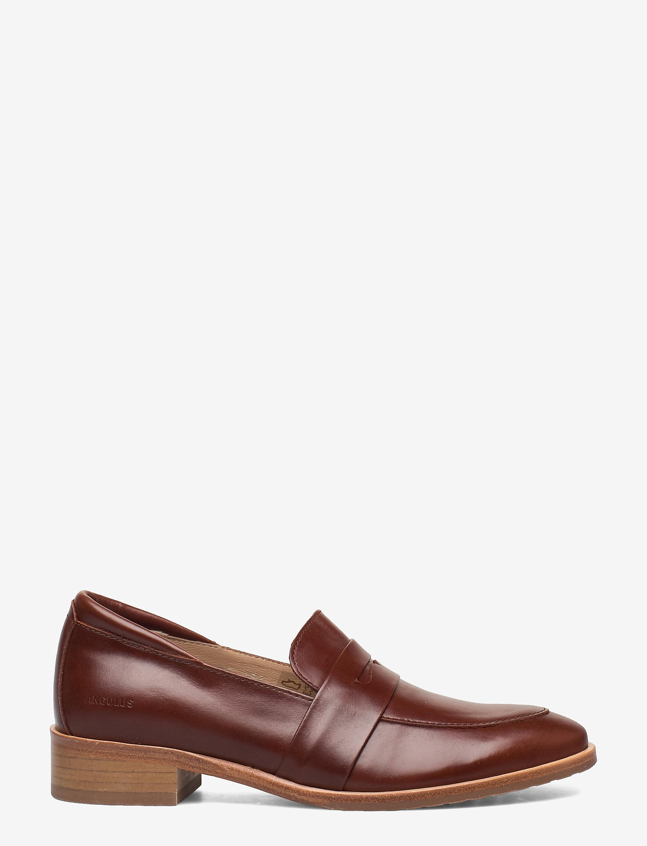 ANGULUS - Loafer - flat - loafers - 1837 brown - 1