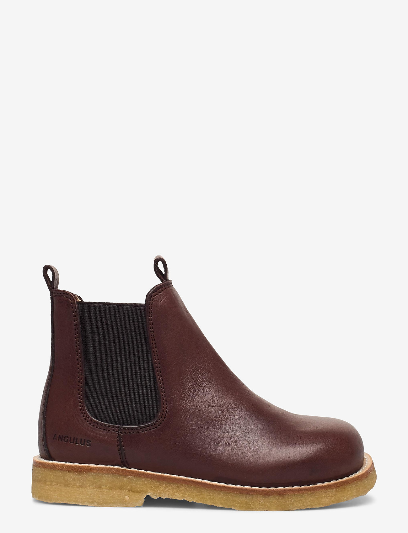 ANGULUS - Chelsea boot - sko - 1547/002 dark brown/brown - 1
