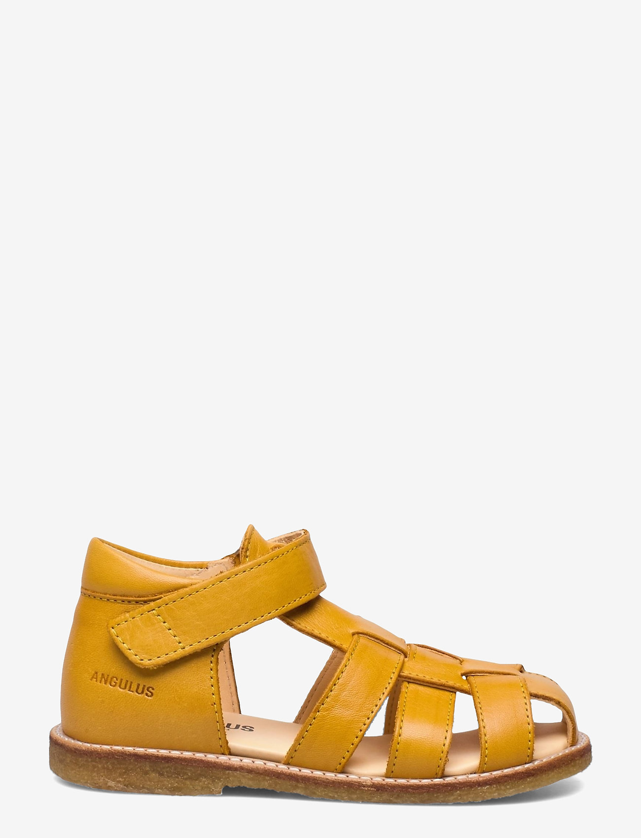 ANGULUS - Baby shoe - lauflernschuhe - 1544 yellow - 1