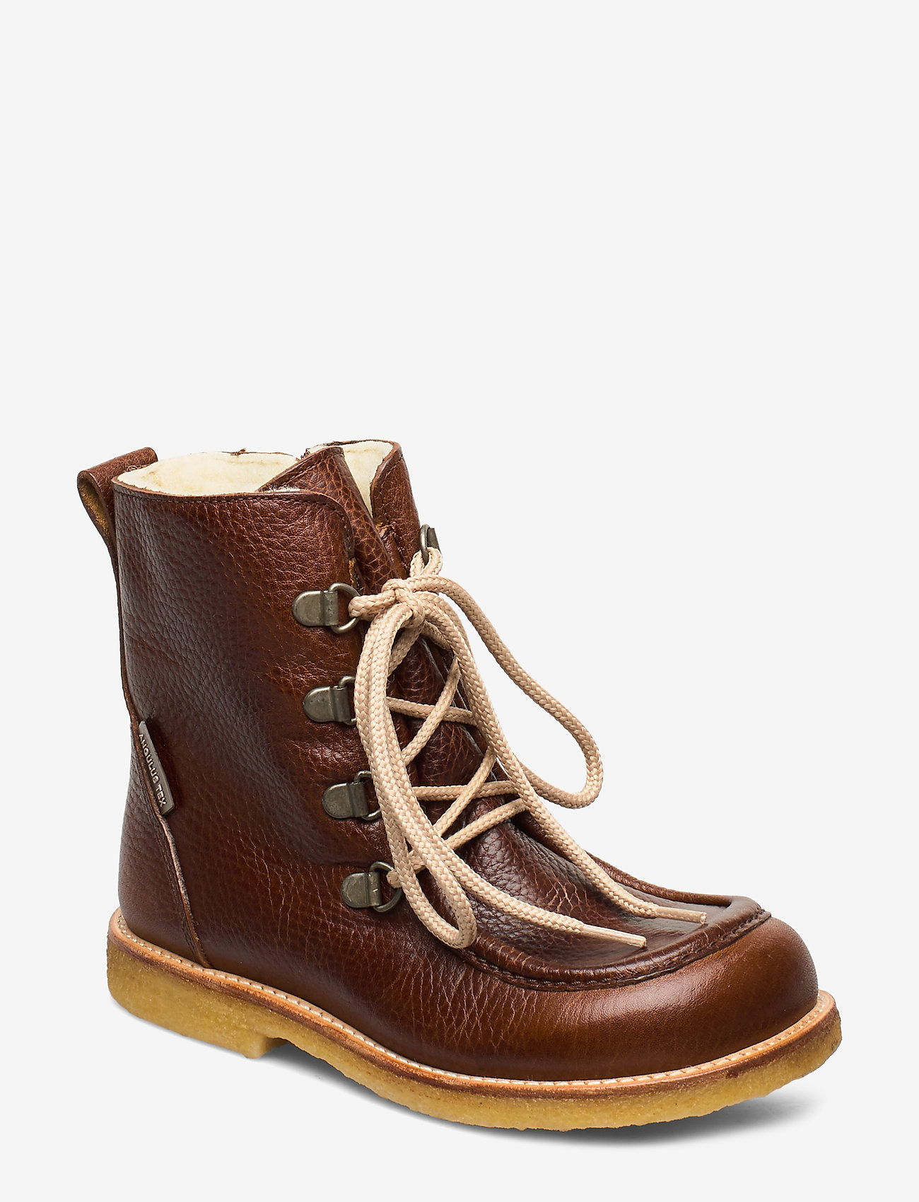 ANGULUS - 2380 - winter boots - 2509/1589 red-brown - 0