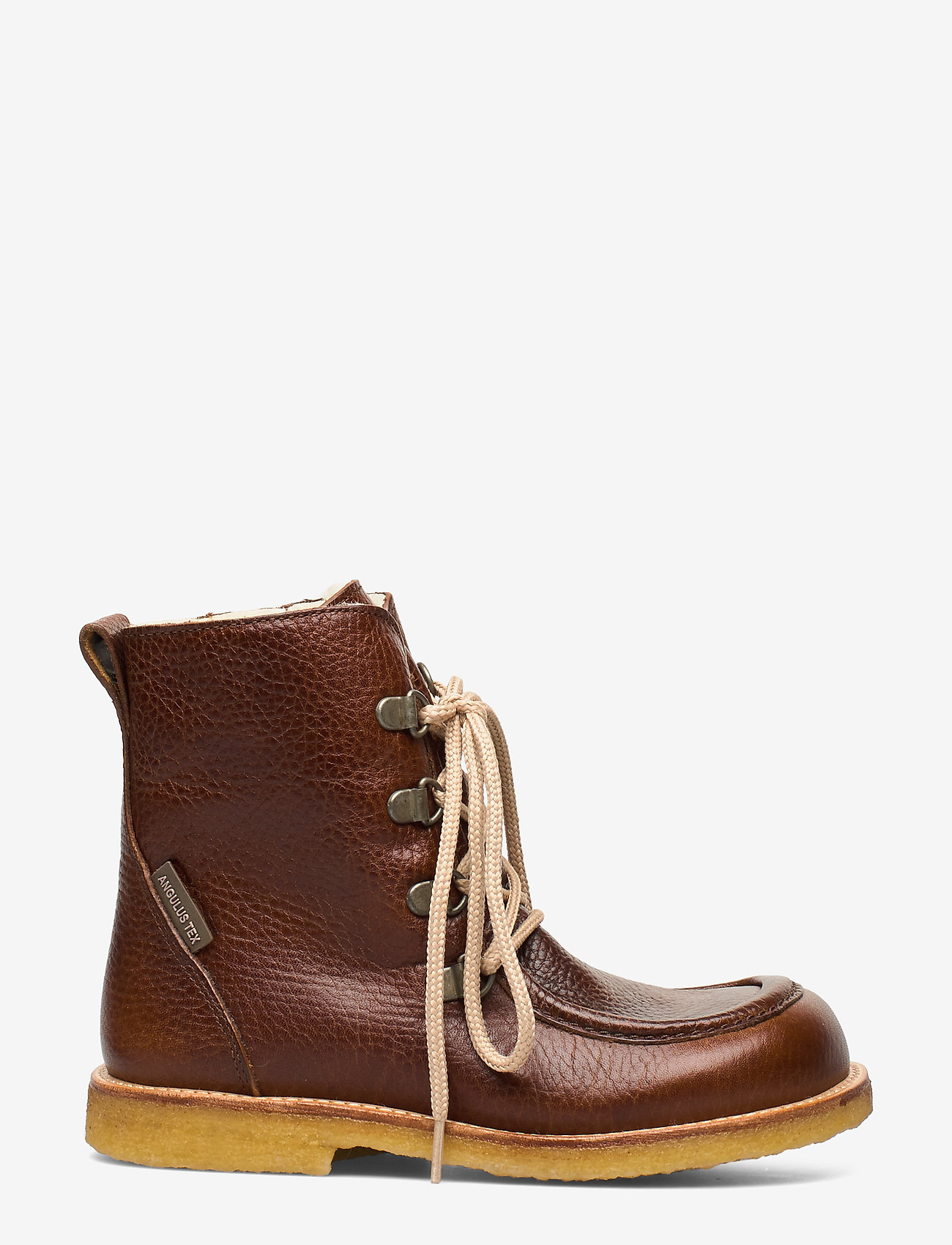 ANGULUS - 2380 - winter boots - 2509/1589 red-brown - 1