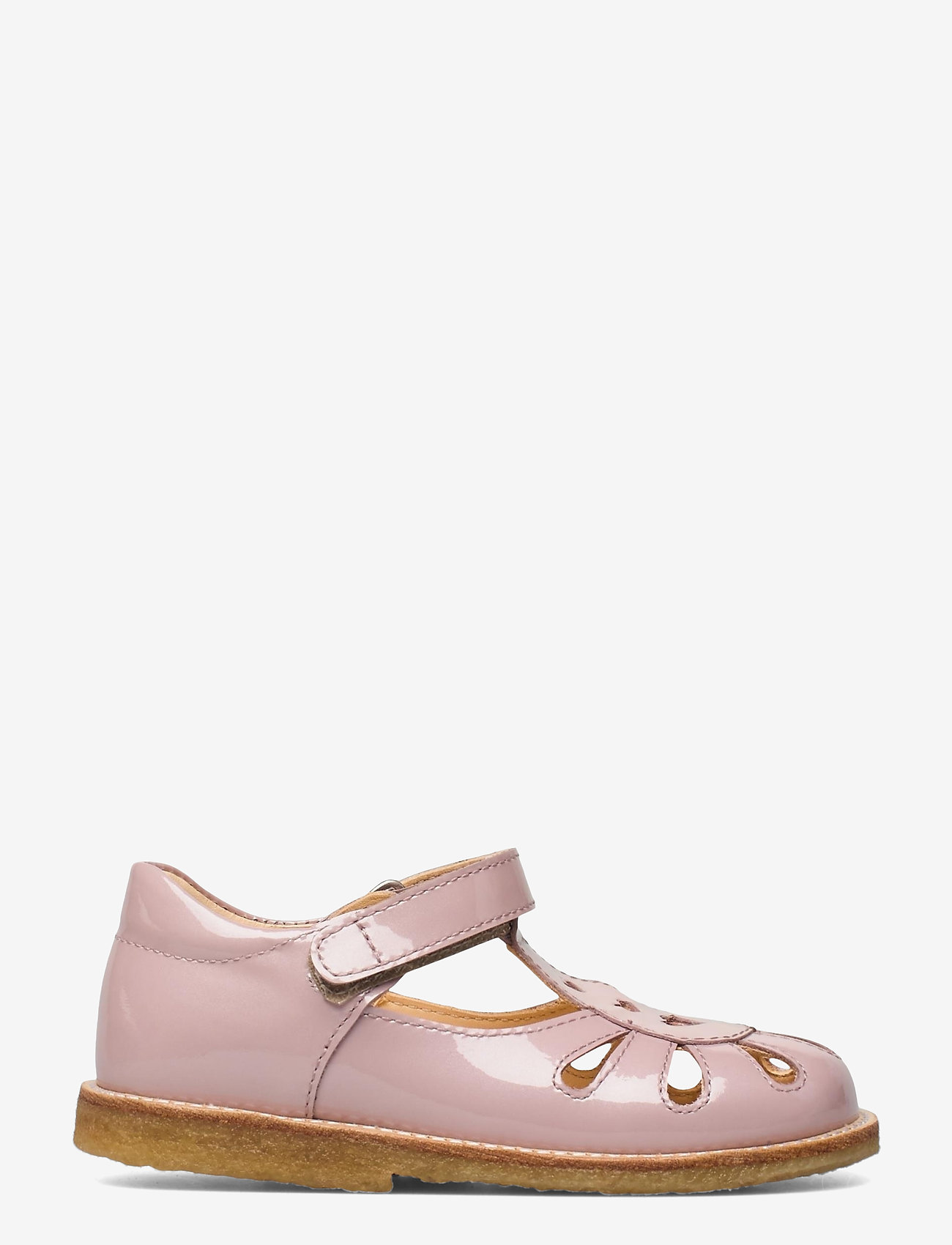 ANGULUS - Sandals - flat - closed toe -  - siksniņu sandales - 2354 pale rose - 1