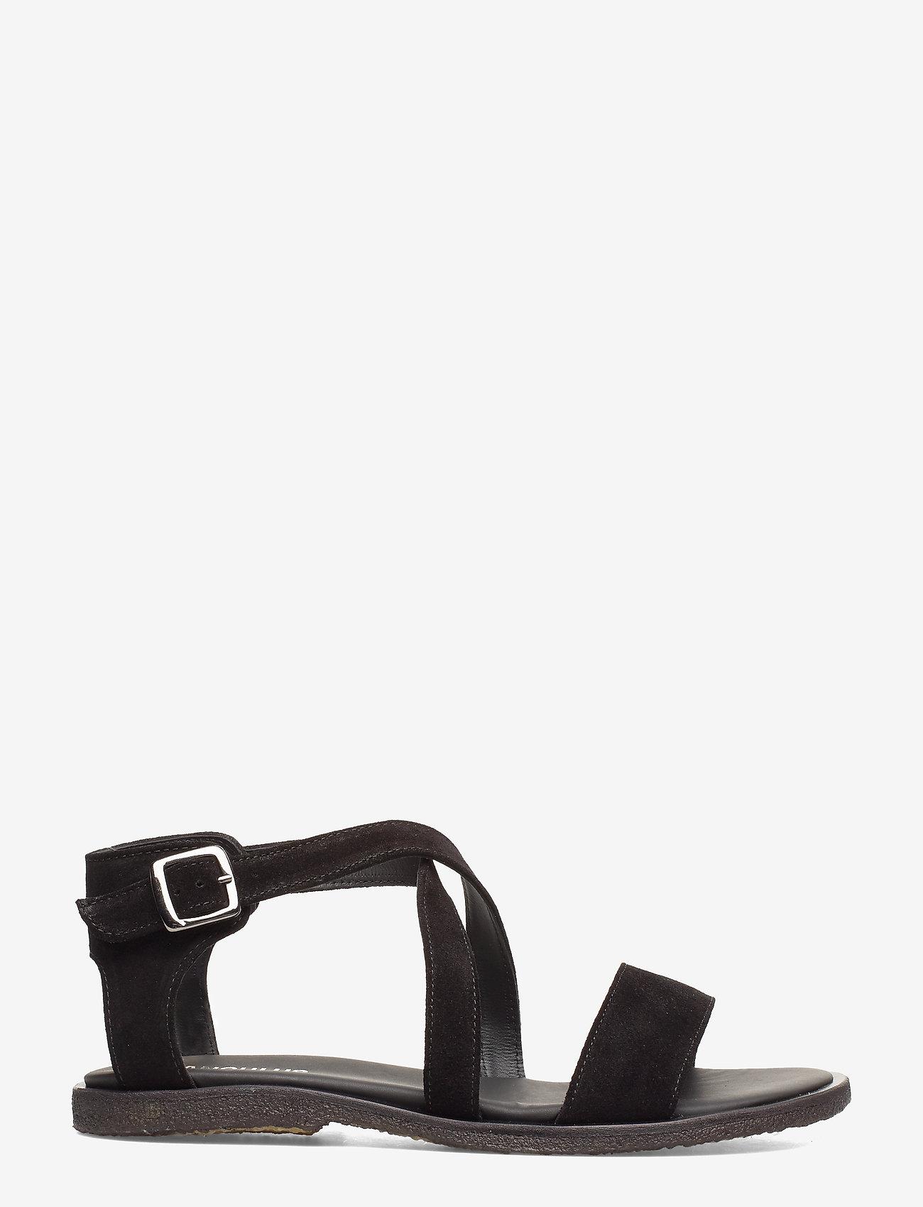 ANGULUS - 5442 - flache sandalen - 1163 black - 1