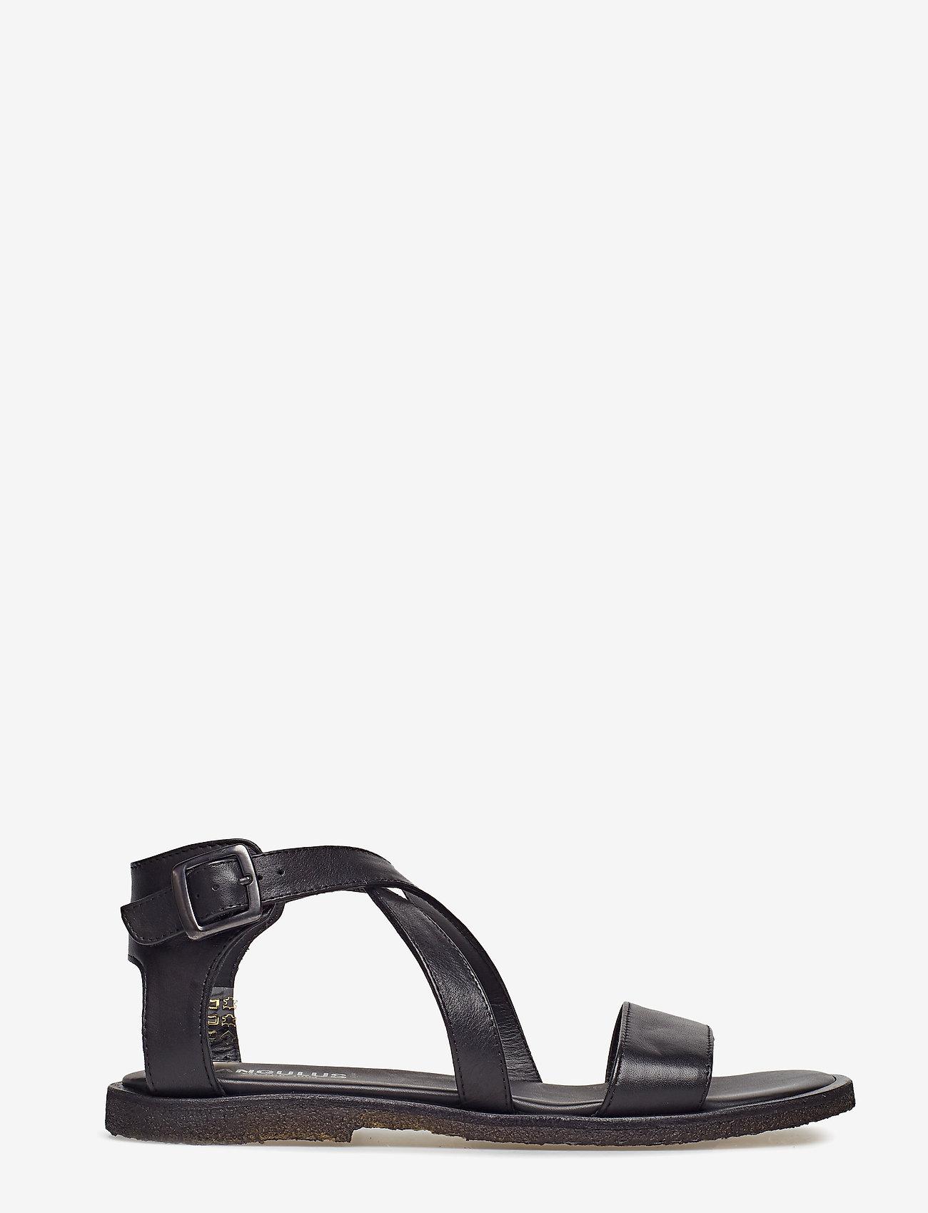 ANGULUS - 5442 - flate sandaler - 1604 black