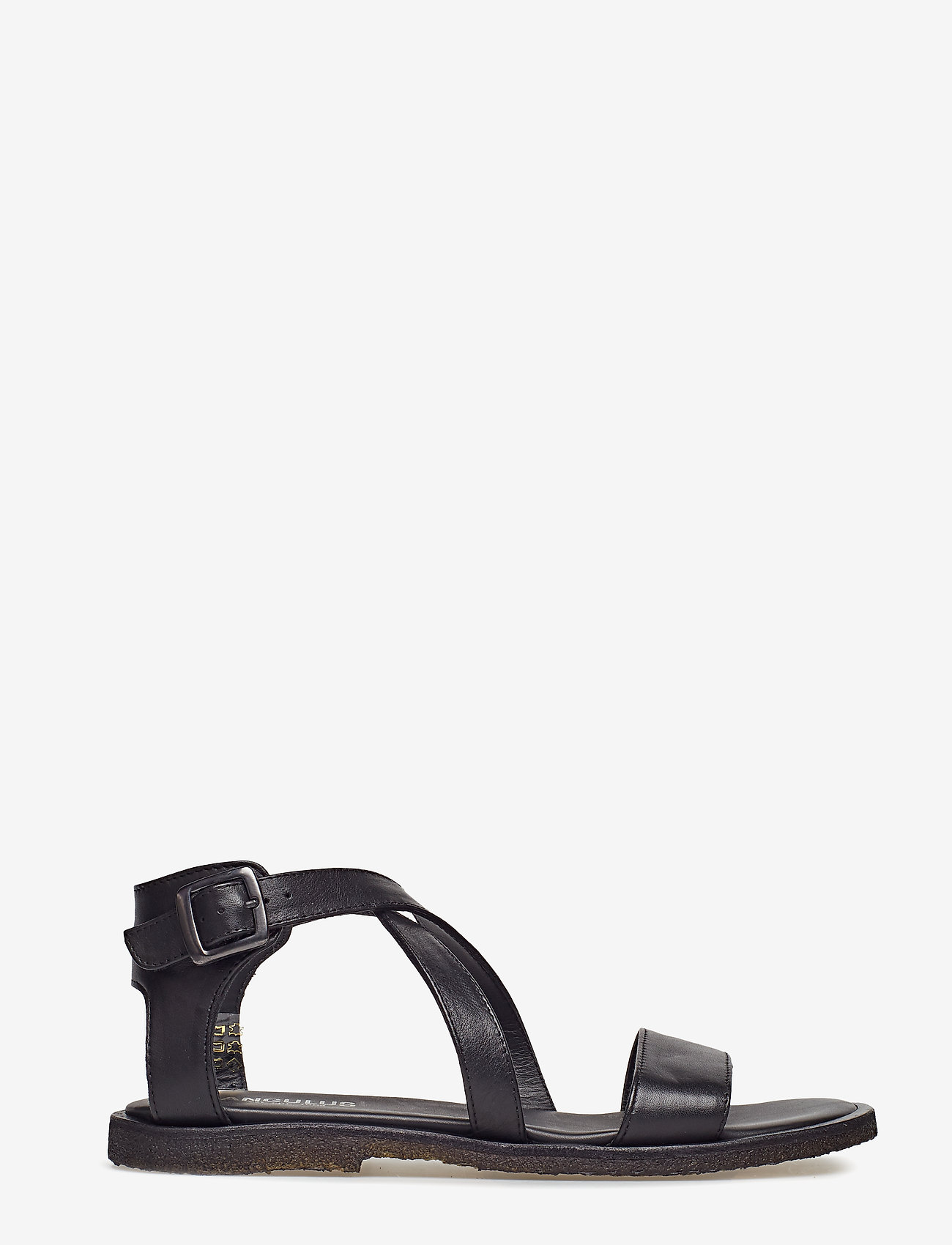 ANGULUS - 5442 - platta sandaler - 1604 black - 1