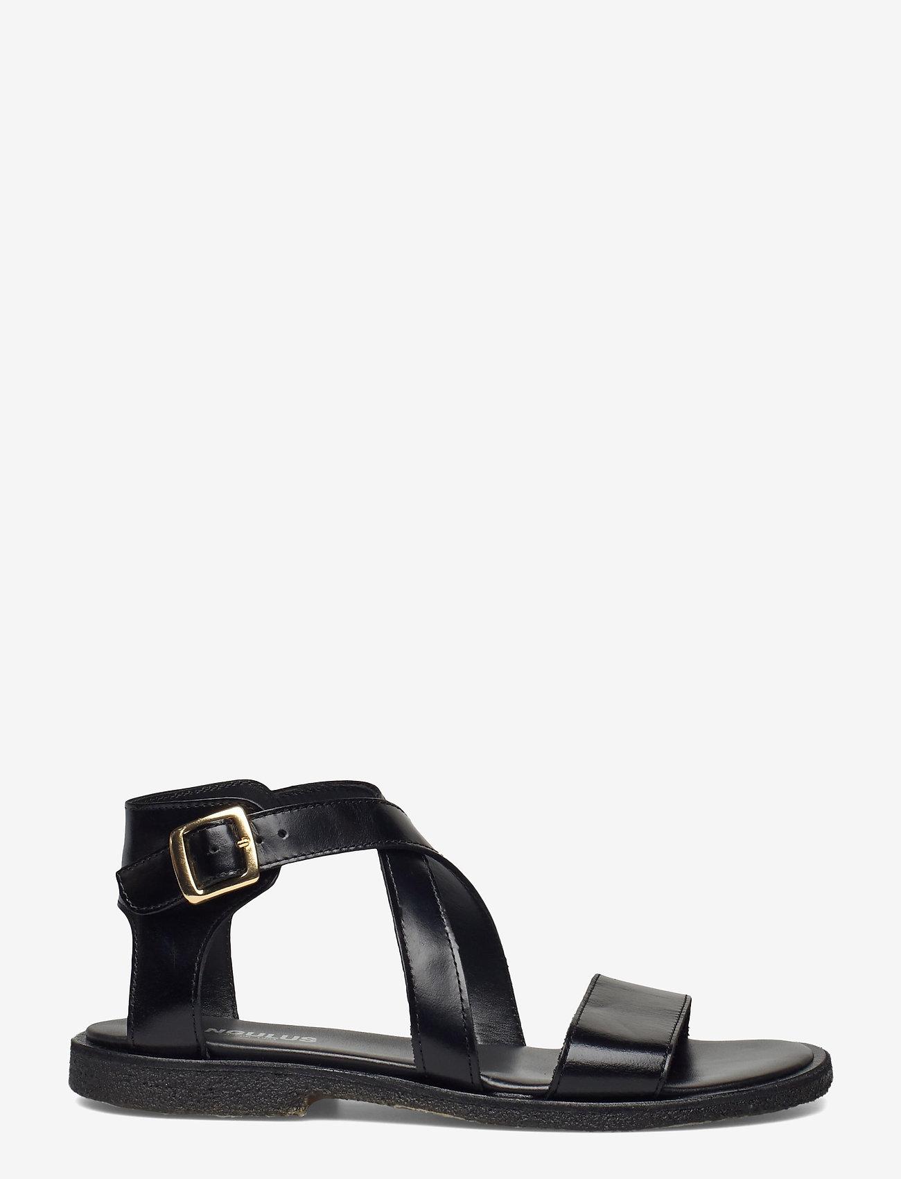 ANGULUS - 5442 - flat sandals - 1835 black - 1