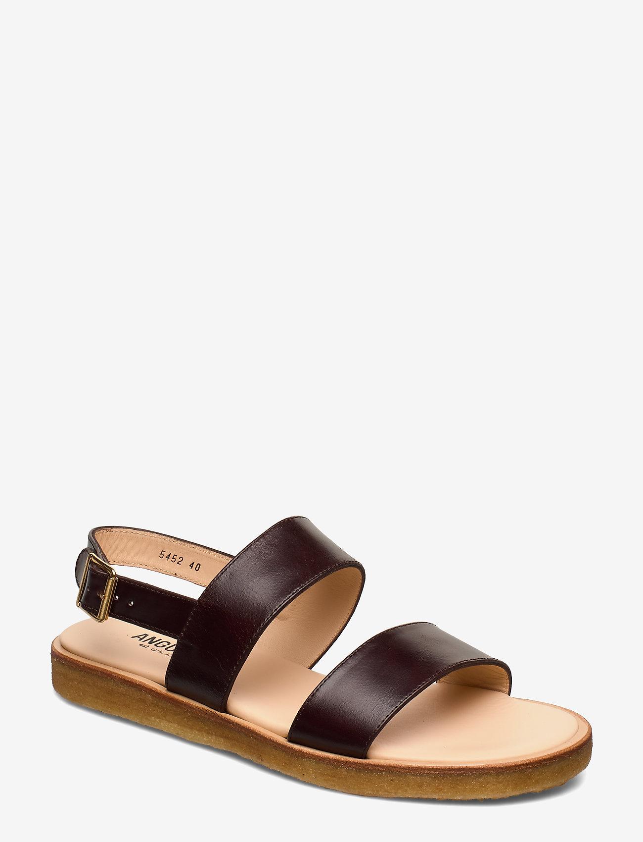 ANGULUS - 5452 - flate sandaler - 1836 dark brown - 0