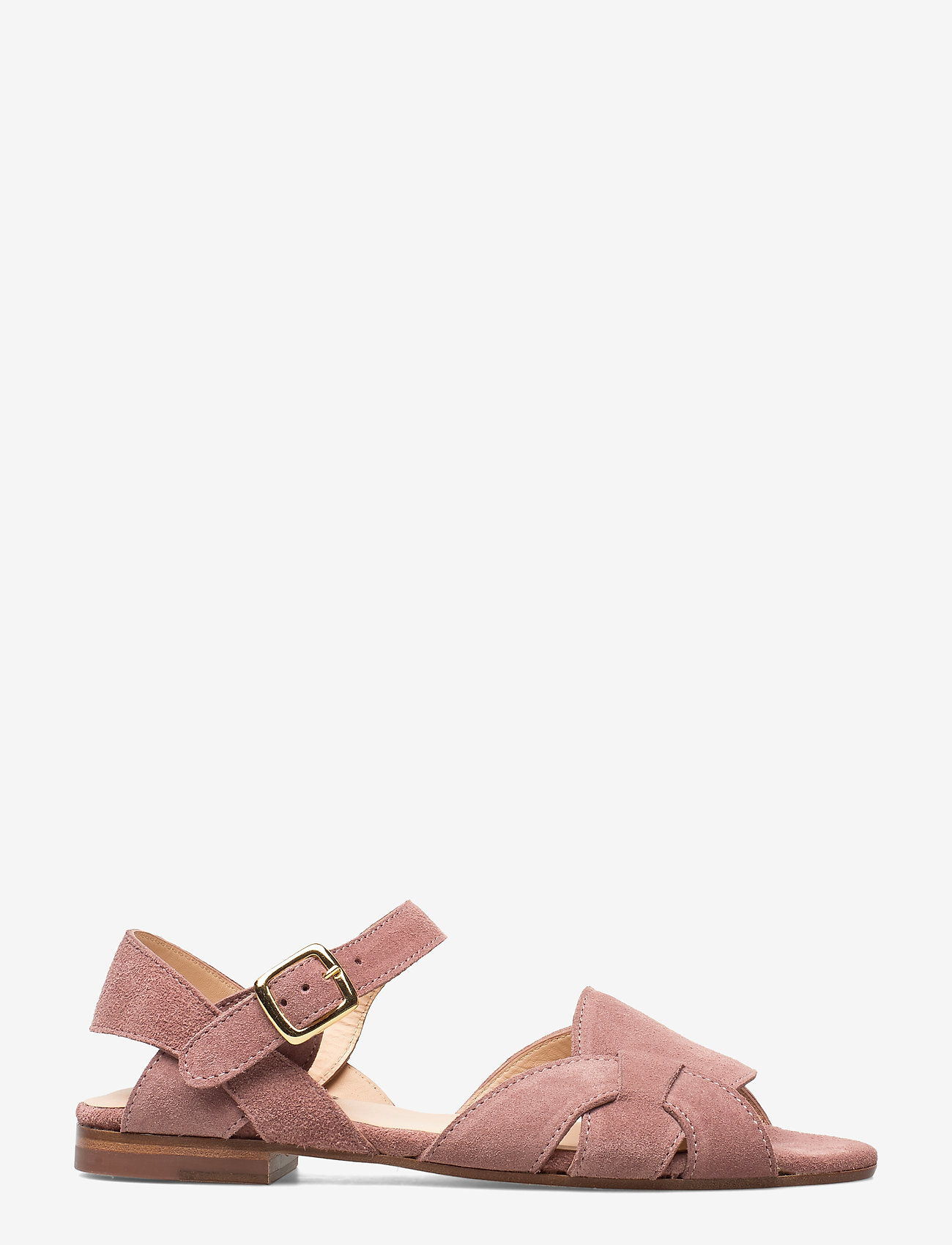 ANGULUS - Sandals - flat - flache sandalen - 2194 powder - 1