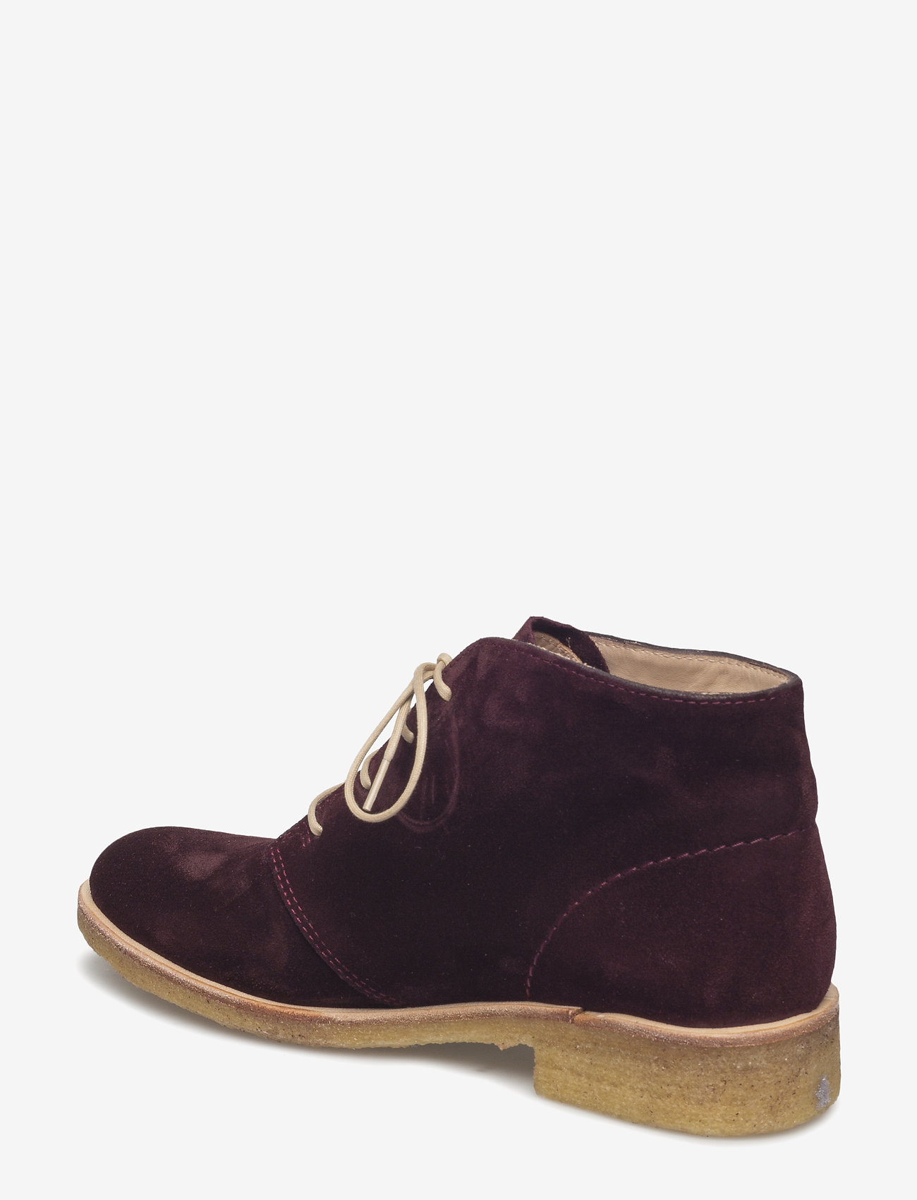 Booties - Flat (2195 Bordeaux) - ANGULUS