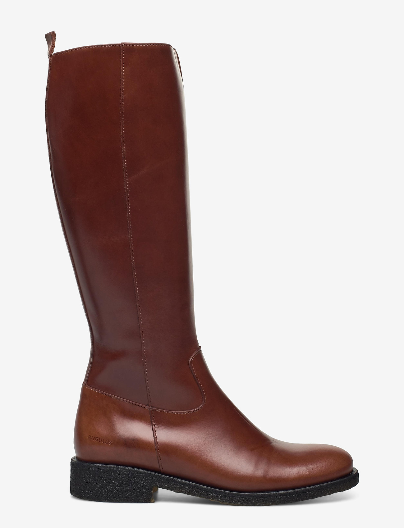 ANGULUS - Long boot - bottes hautes - 1837/002 brown/dark brown - 1