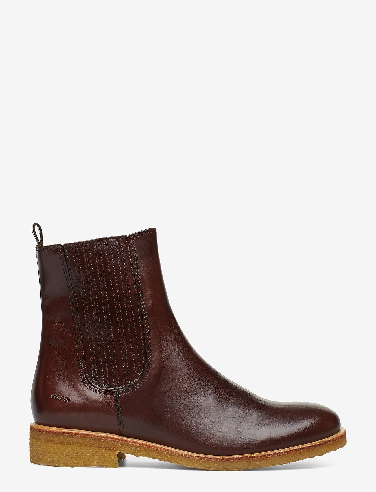 ANGULUS - Chelsea Boot - chelsea boots - 1836/002 dark brown/dark brown - 1
