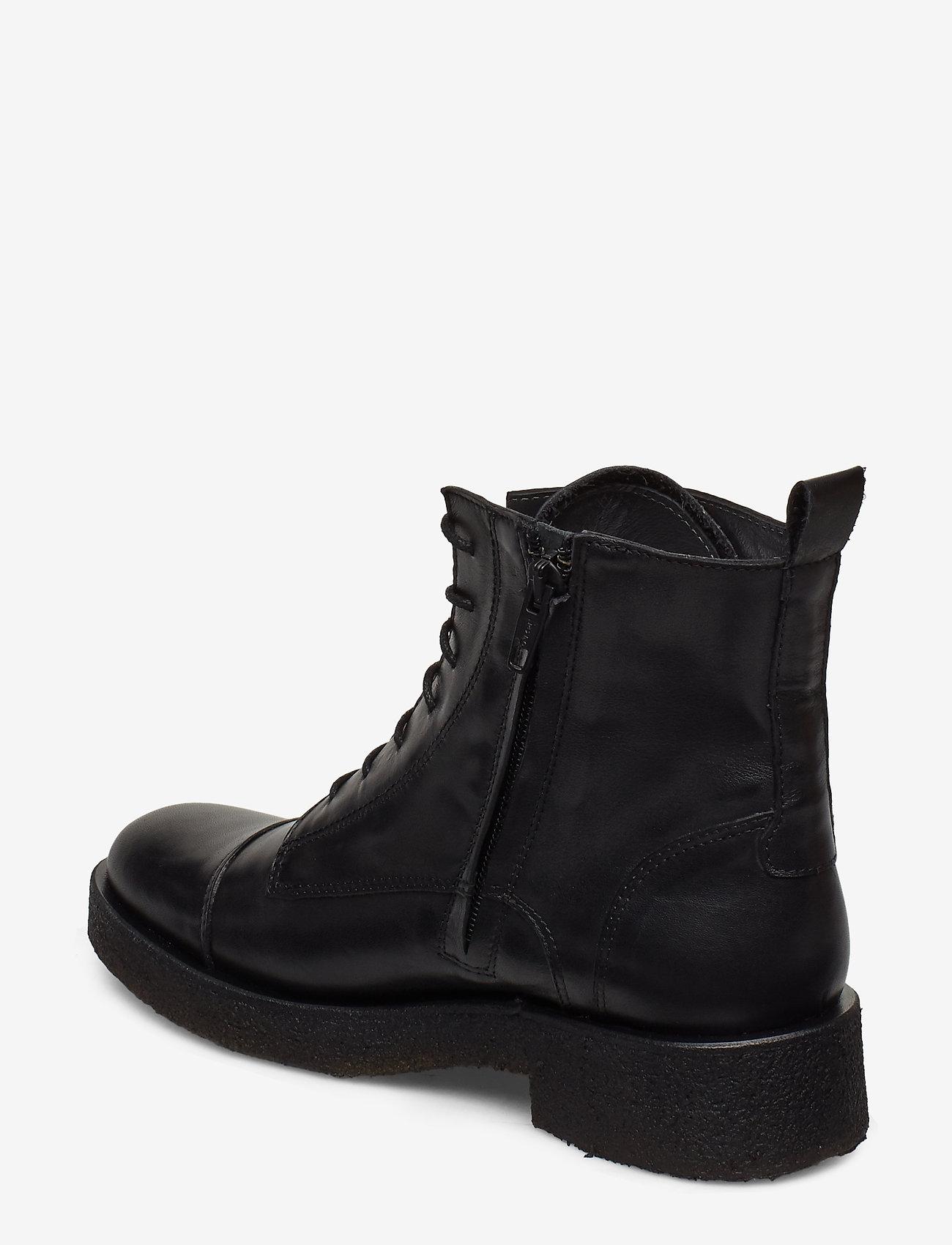 Booties - Flat (1604 Black) - ANGULUS