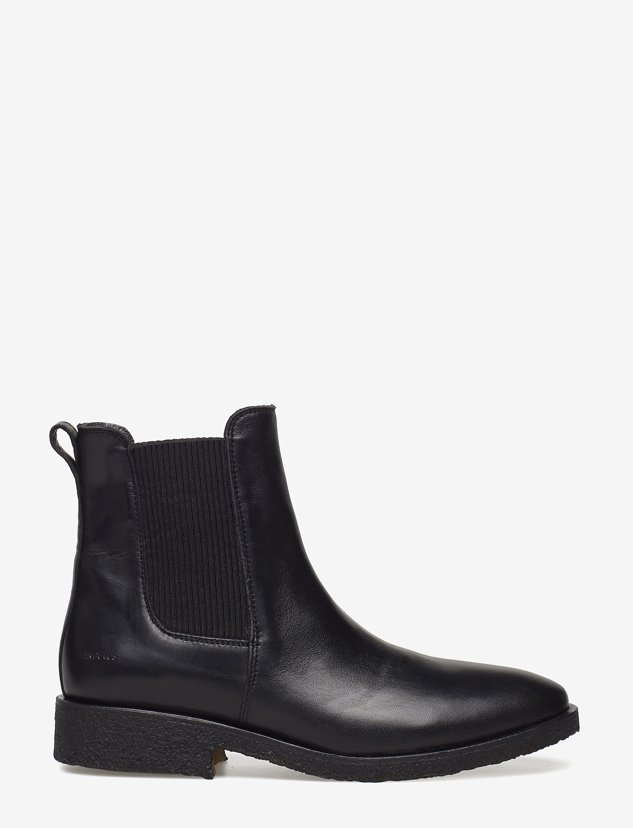 ANGULUS - Booties - flat - with elastic - stiefel - 1604/019 black/black - 1