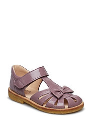 Sandals - flat - 1391 DUSTY FUCHSIA