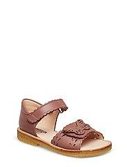Sandals - flat - 1524 PLUM