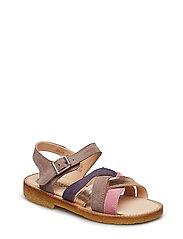 Sandals - flat - 1311/2204/2203/2202 R/R/D/L