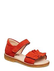 Sandals - flat - 2200 ORANGE