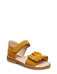 Sandals - flat - 2201 YELLOW