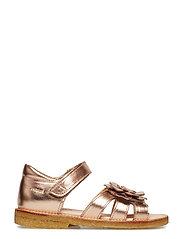 fcf6f7756c2b Sandals - Flat (1311 Rose Copper) (£90) - ANGULUS -