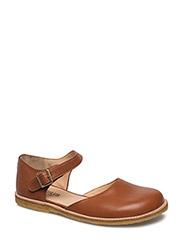 Dolly Shoe - 1431 COGNAC