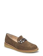 Loafer - flat - 1153 OLIVE