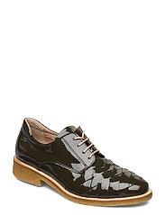 Shoes - flat - 2345 OLIVE