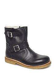 Boots - flat - 2504/1652 BLACK/BLACK