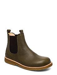 Chelsea boot - 2638/002 KHAKI/BROWN