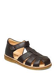 Baby shoe - 1263 DARK OLIVE