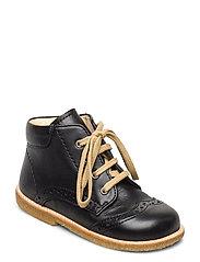Baby shoe - 1604 BLACK