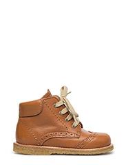 Baby shoe - 1431 COGNAC