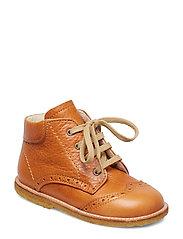 Baby shoe - 2621 COGNAC