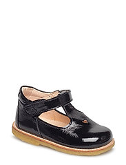 ***T - bar Shoe*** - 1310 BLACK