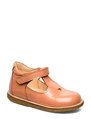 ***T - bar Shoe*** - 2355 PEACH