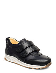 Shoes - flat - with velcro - 1989/1530 NAVY/NAVY