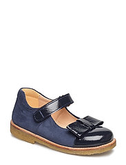 Shoes - flat - 1392/2197 NAVY/NAVY