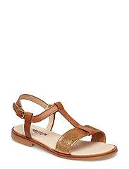 Sandals - flat - 1789/2494 TAN/KOBBER