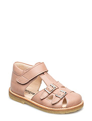 Sandals - flat - 1533 DUSTY PEACH