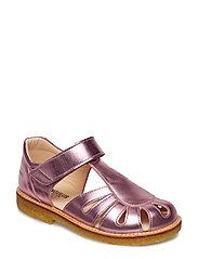 Sandals - flat - closed toe -  - 1327 PINK SHINE