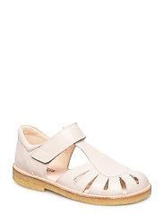 Sandals - flat - closed toe -  - 2334 POWDER
