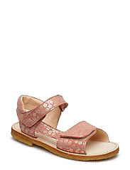 Sandals - flat - 2491 CORAL FLOWER