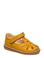 Sandals - flat - 1574 YELLOW