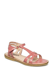 Sandal with leather sole - 2337 PEACH