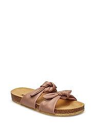 Sandals - flat - open toe - op - 1433 MAKE-UP