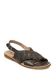 Sandals - flat - 1446 OLIVE